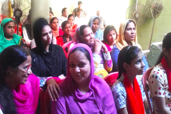 Dr Majeed Foundation - Learn and Earn, Government Girls Inter College, Bareilly