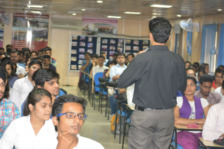 Learn and Earn Project for M.B.A. Students, Bhai Parmanand Institute Of Business Studies, New Delhi