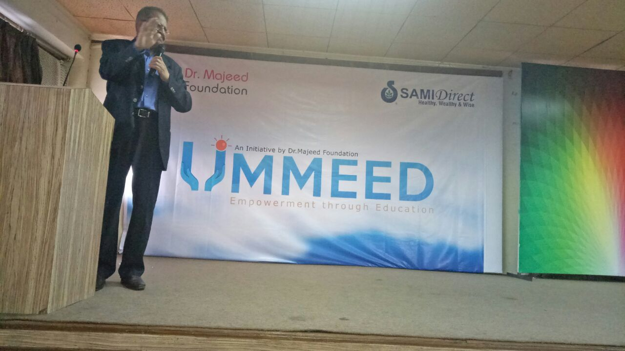 Dr Majeed Foundation - UMMEED Event, New Delhi