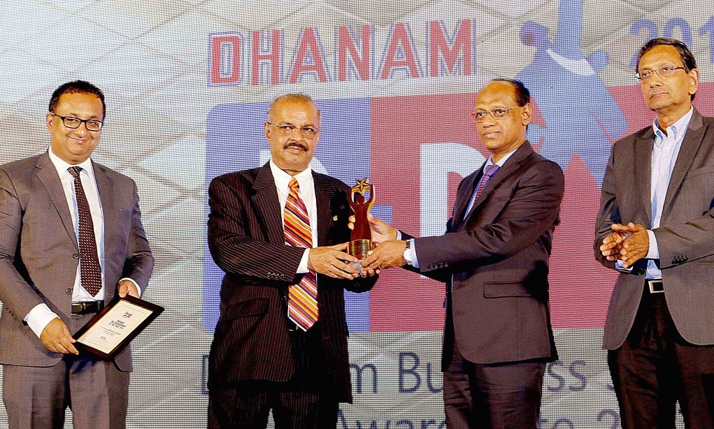 Outstanding NRI Businessman of the Year 2017