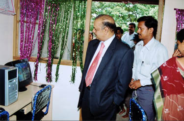 Kunigal Computer Center Opening ceremony