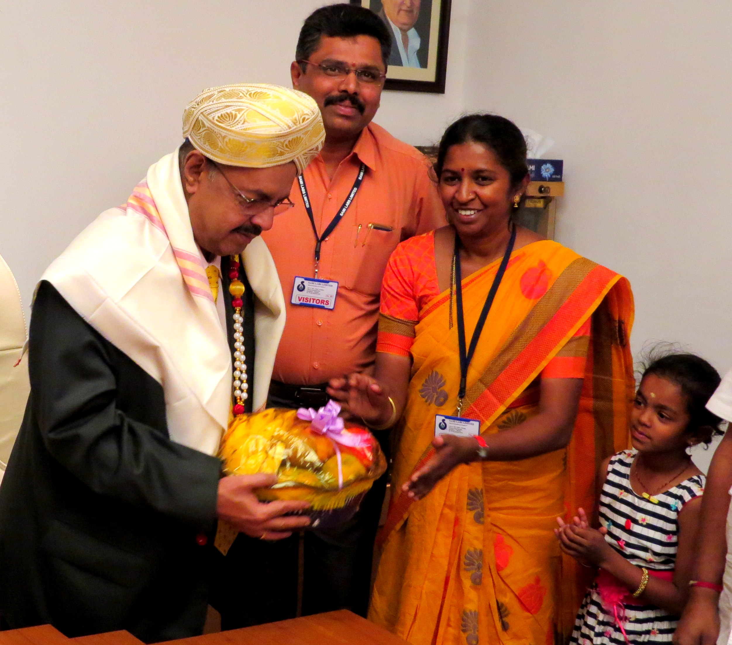 Dr. Majeed Foundation donates computers to assist the educational needs of Government Higher Primary School, Bhavikere, Nelamangala Taluk, Bangalore Rural Dist